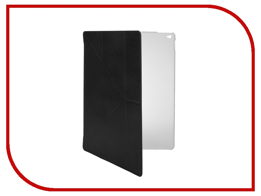 Аксессуар Чехол InterStep Leather для APPLE iPad Pro Black HSM-APIPPROP-NK1301O-K100 40204
