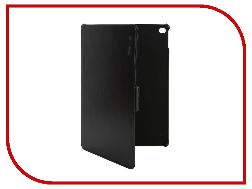 Аксессуар Чехол InterStep Leather для APPLE iPad Air 2 Black 38129<br>