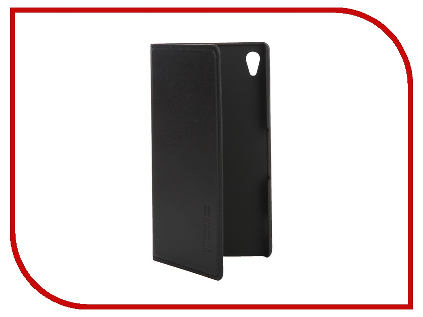 Аксессуар Чехол Sony Xperia Z3 Plus InterStep Leather Black 40202<br>