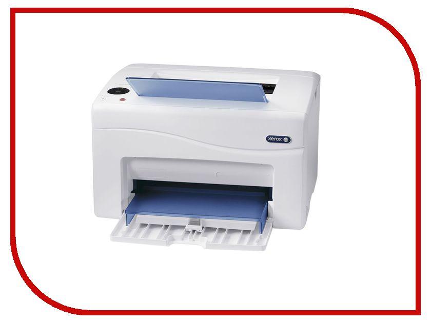 Принтеры Phaser 6020  Принтер Xerox Phaser 6020