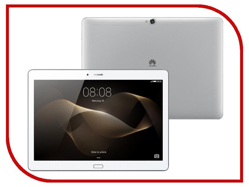 Планшет Huawei MediaPad M2 10.0 LTE 16Gb M2-A01L Silver 53015922 (Kirin 930 2.0GHz/2048Mb/16Gb/LTE/3G/Wi-Fi/Bluetooth/10.1/1920x1200/Android)