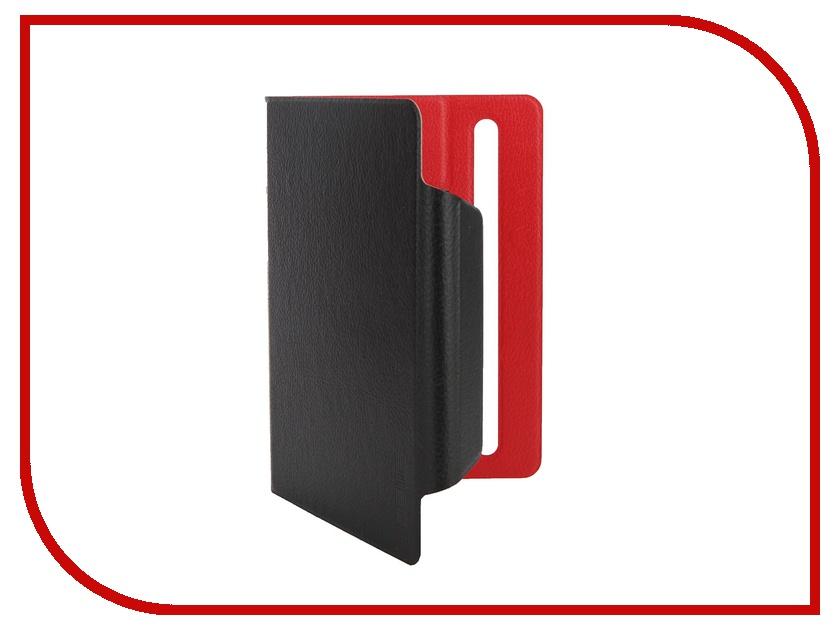 Аксессуар Чехол 7.0-inch InterStep Универсальный Black-Red 44322<br>