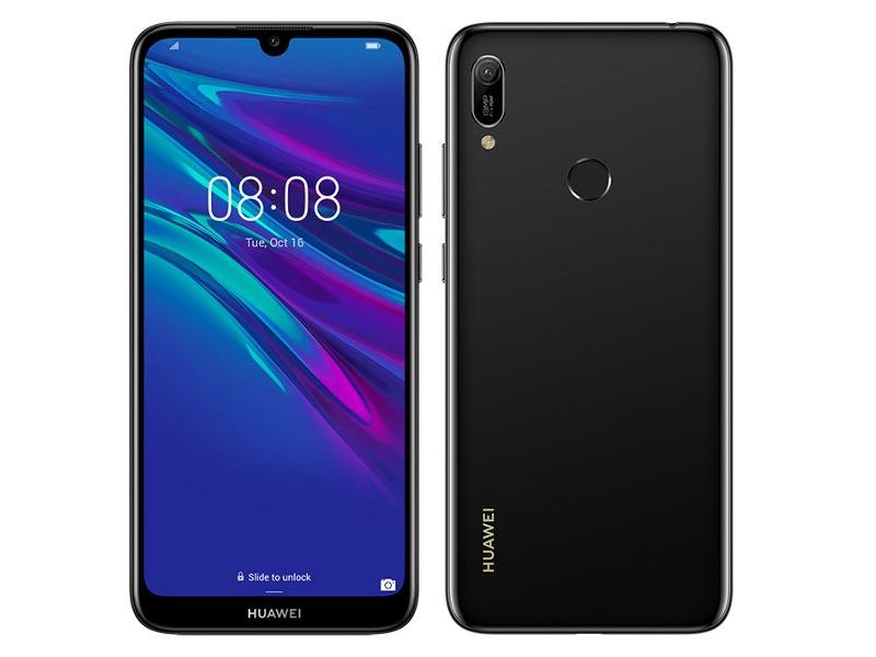 Сотовый телефон Huawei Y6 2019 Midnight Black цена
