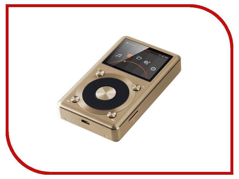 Плеер Fiio X3 II Gold
