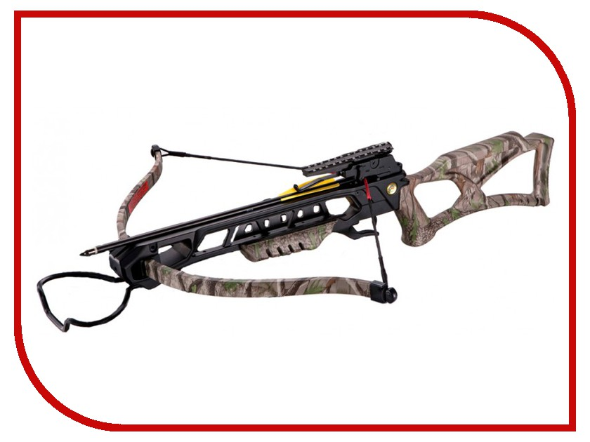 Арбалет Man Kung MK-XB23 Camouflage<br>