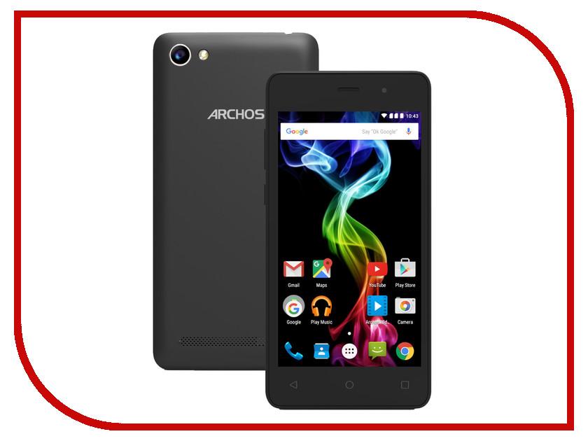 Сотовый телефон Archos 45d Platinum