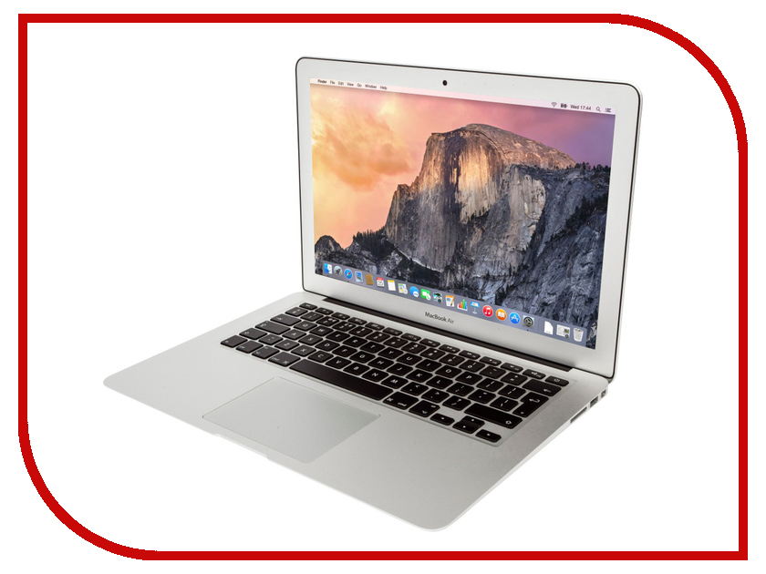 Ноутбук Apple MacBook Air 13 MMGF2RU/A Intel Core i5 1.6 Ghz/8192Mb/128Gb/Intel HD Graphics/Wi-Fi/Bluetooth/Cam/13.3/1440x900/Mac OS X<br>