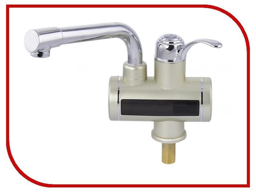 Кран мгновенного нагрева воды Акватерм КА-025Y Champagne<br>