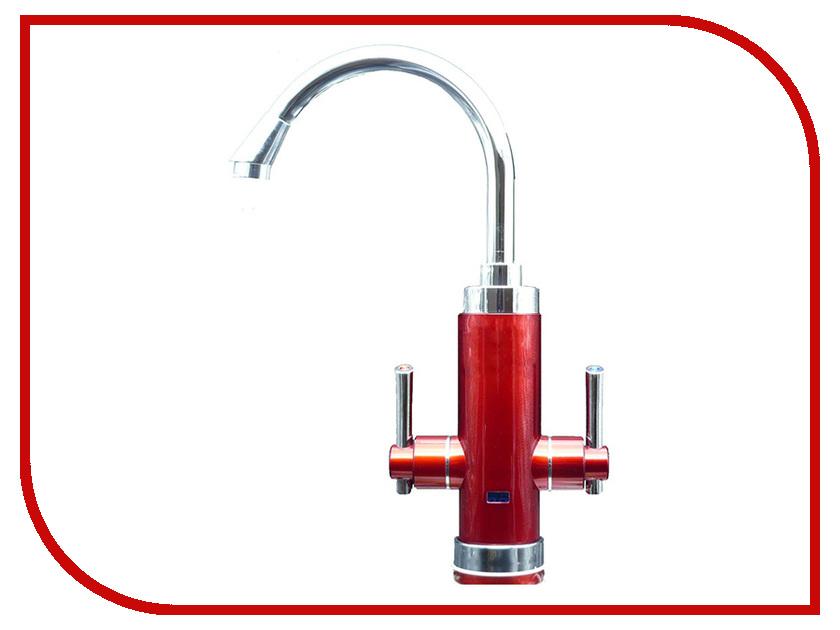 Кран мгновенного нагрева воды Акватерм КА-034R Red<br>
