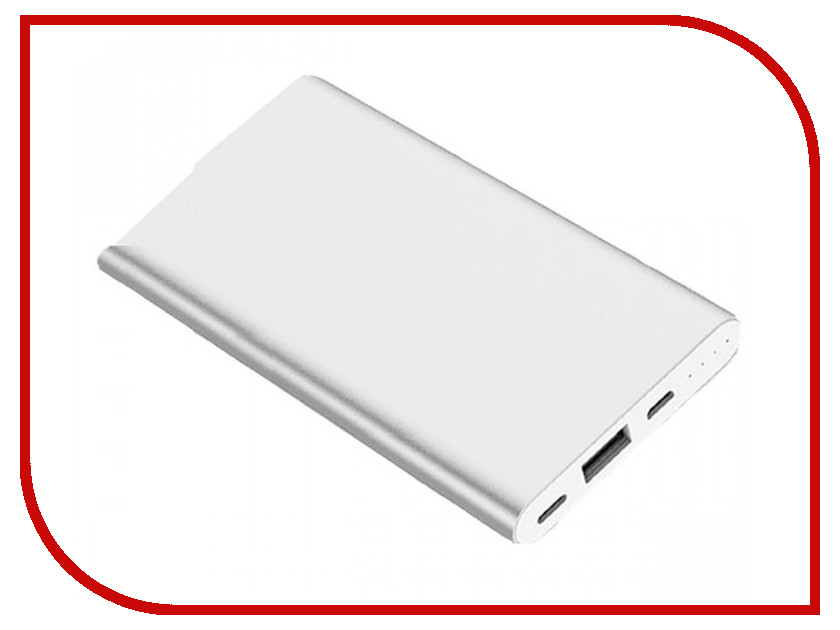 Аккумулятор Yoobao Power Bank PL5 5000mAh Silver
