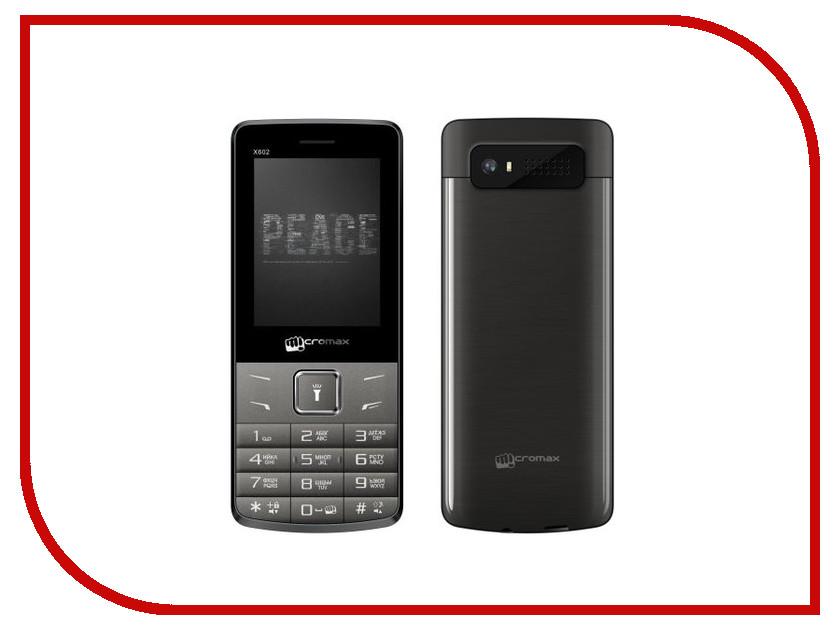 Сотовый телефон Micromax X602<br>