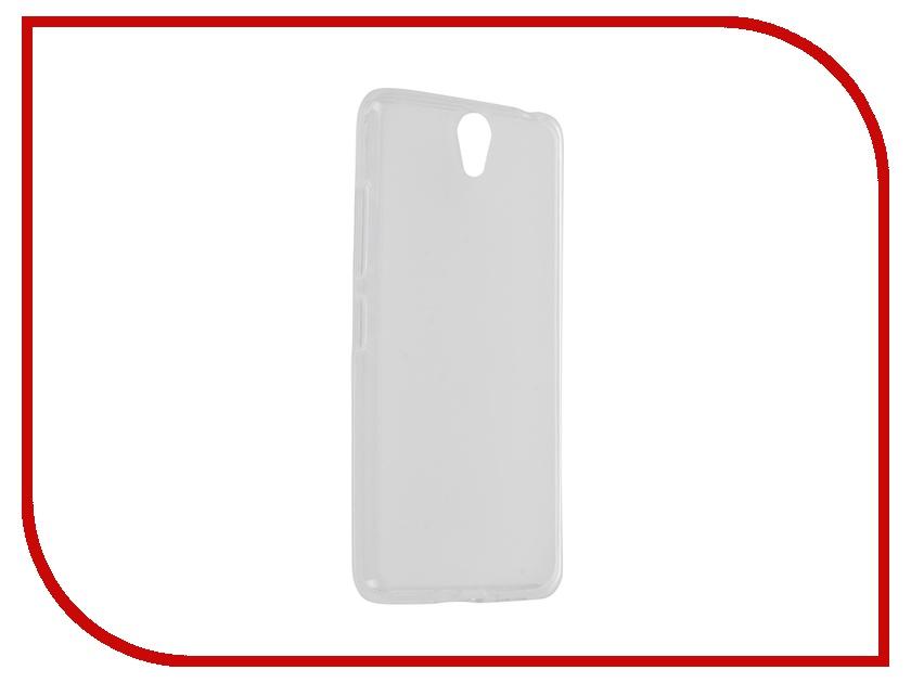 Аксессуар Чехол Lenovo Vibe S1 iBox Crystal Matte<br>