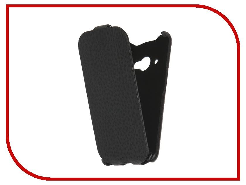 Аксессуар Чехол Samsung Galaxy J1 2016 iBox Premium Black<br>