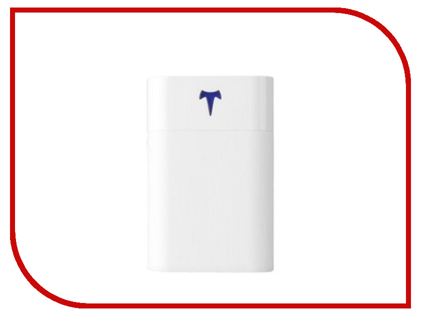 Аккумулятор Yoobao YB-T1 Tesla White