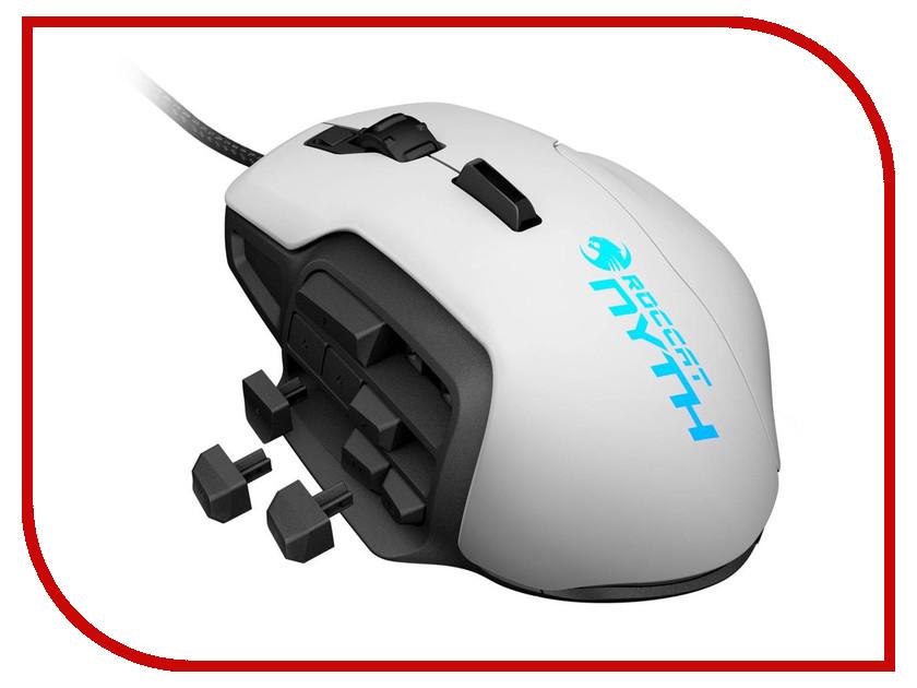 лучшая цена Мышь Roccat Nyth White ROC-11-901