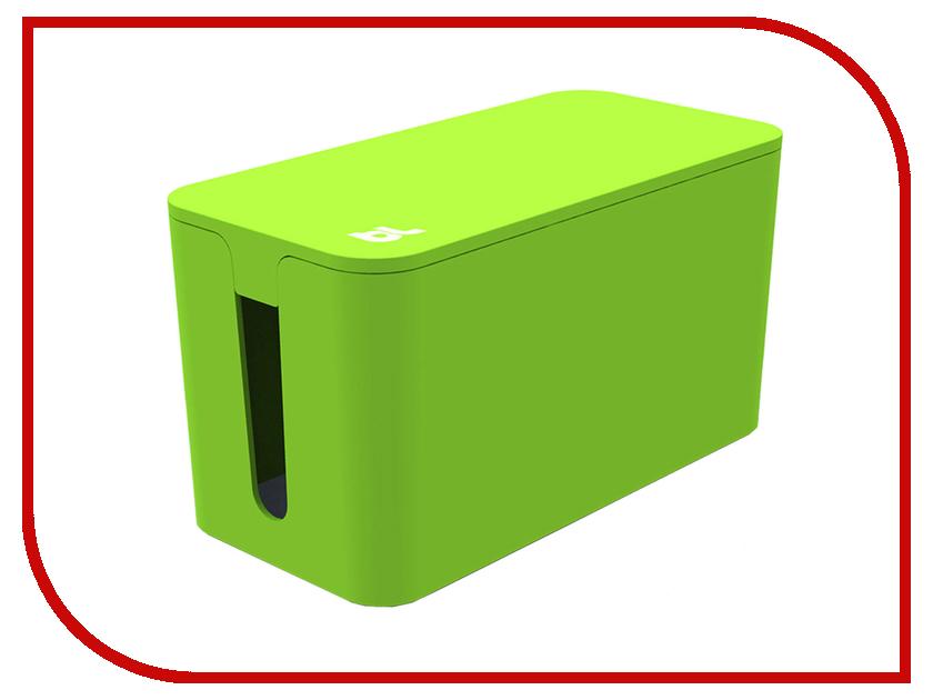 Бокс для проводов Bluelounge CableBox Mini Green CBM-GRN