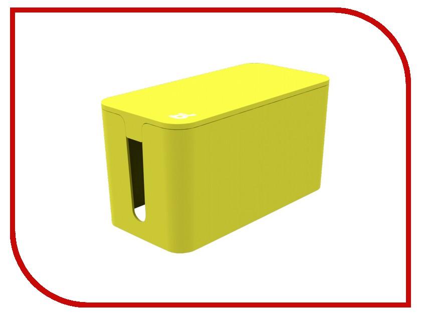 Аксессуар Bluelounge CableBox Mini Yellow CBM-YLO