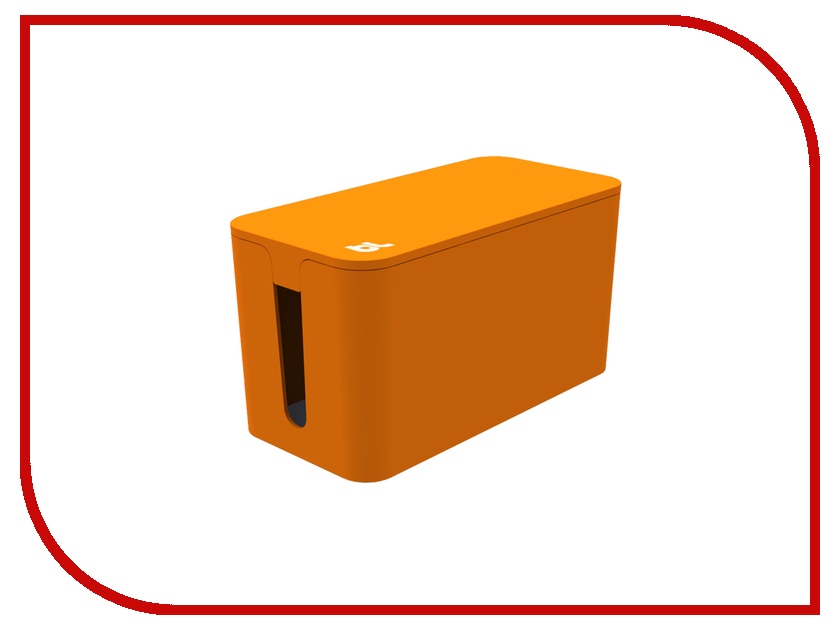 Аксессуар Bluelounge CableBox Mini Orange CBM-ORG<br>