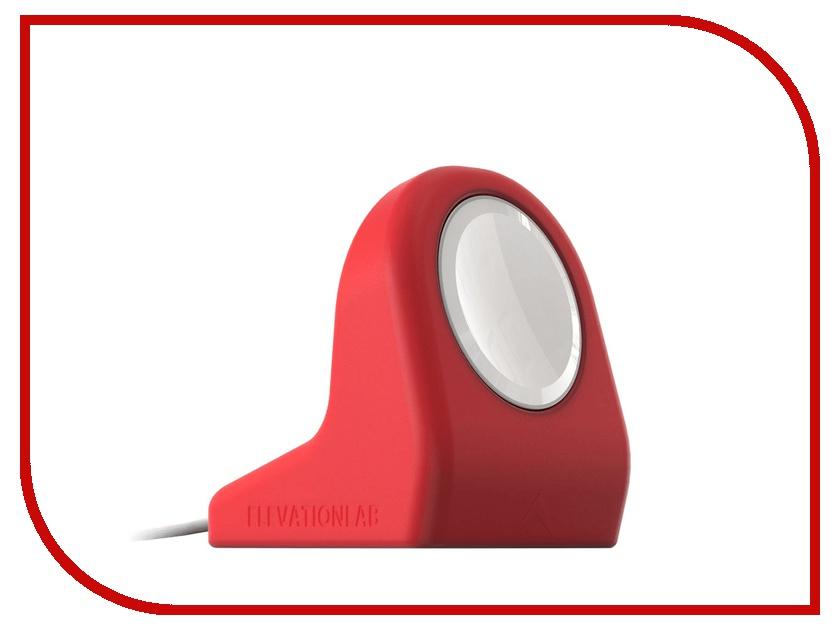 Аксессуар Подставка Elevation Lab NightStand APPLE Watch Red NS-102<br>