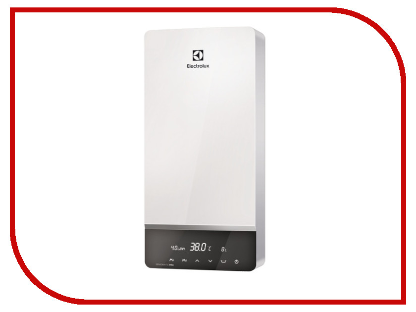 Водонагреватель Electrolux NPX 12-18 Sensomatic PRO проточный водонагреватель electrolux npx 18 24 sensomatic pro