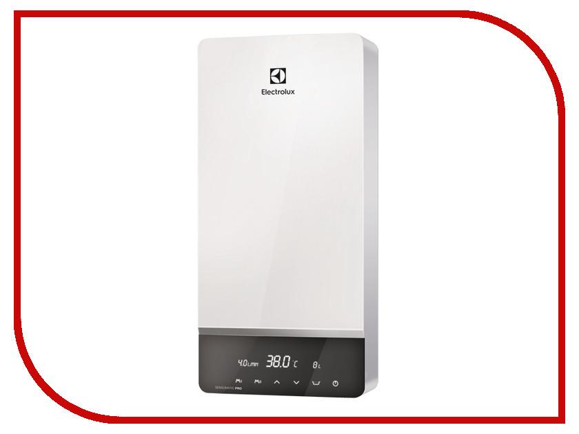 Водонагреватель Electrolux NPX 18-24 Sensomatic PRO проточный водонагреватель electrolux npx 18 24 sensomatic pro