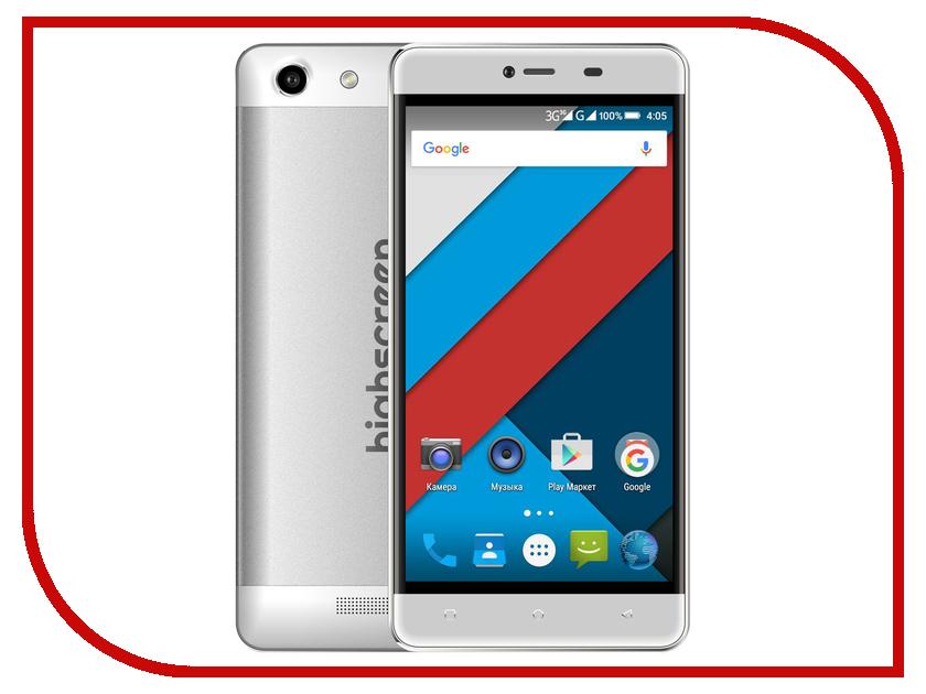 Сотовый телефон Highscreen Power Rage White<br>