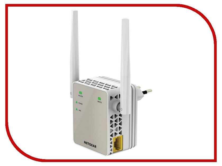 Wi-Fi усилитель Netgear EX6120