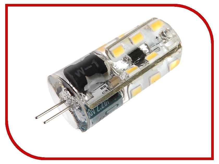 Лампочка Ecola LED Premium G4 3W Corn Micro 4200K 220V G4KV30ELC<br>