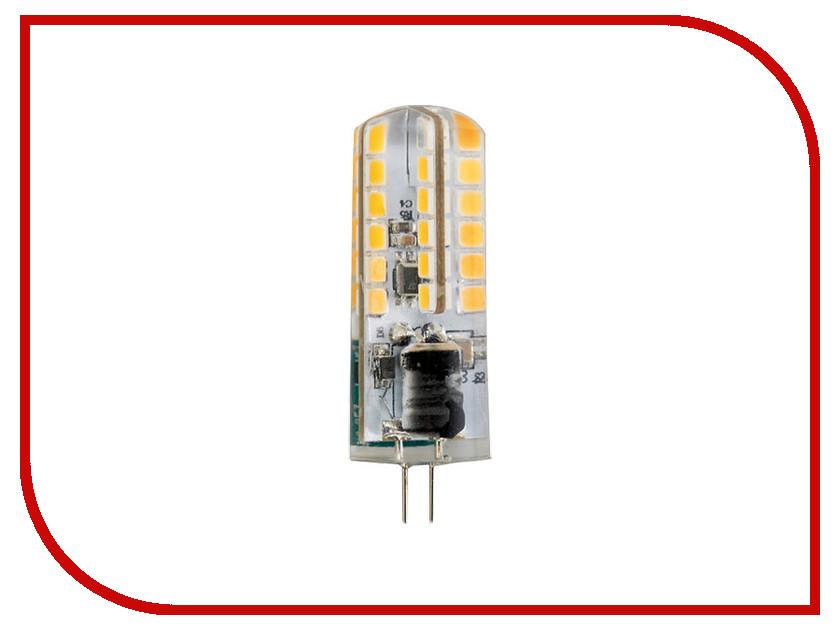 Лампочка Ecola LED Premium G4 4W Corn Micro 2800K 220V G4KW40ELC лампа lightstar g4 led 1 5w 220v 2800k 932702