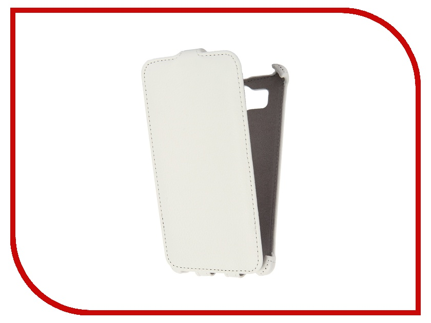 Аксессуар Чехол Microsoft Lumia 950 Activ Flip Case Leather White 57505