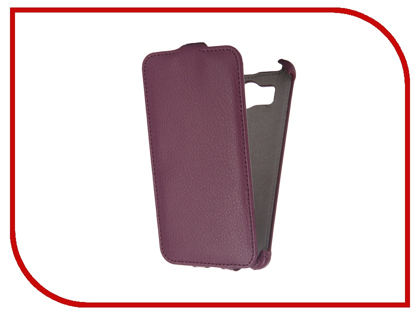 Аксессуар Чехол Microsoft Lumia 950 Activ Flip Case Leather Violet 57504<br>