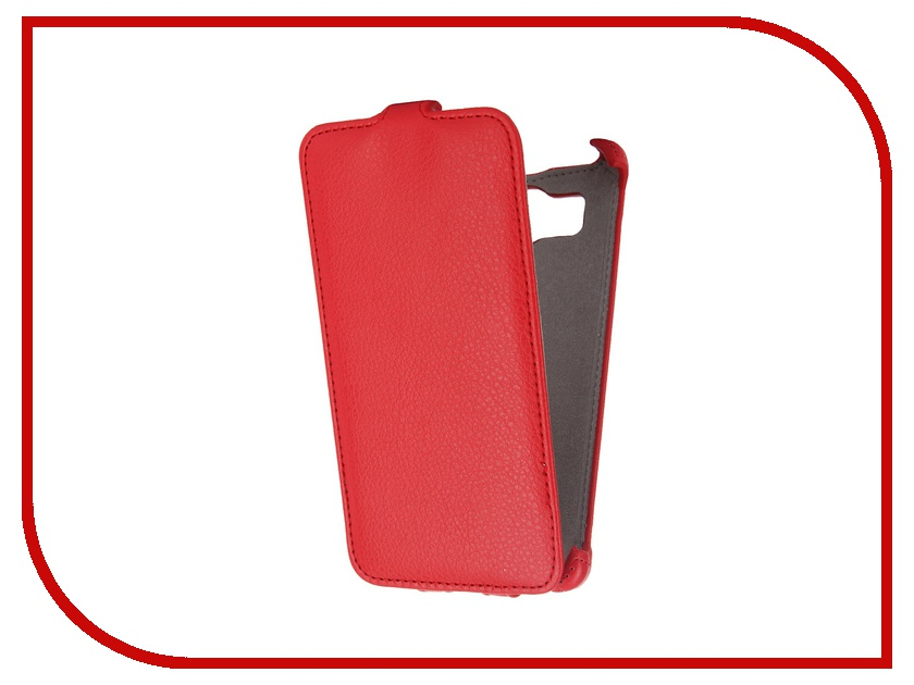 Аксессуар Чехол Microsoft Lumia 950 Activ Flip Case Leather Red 57503