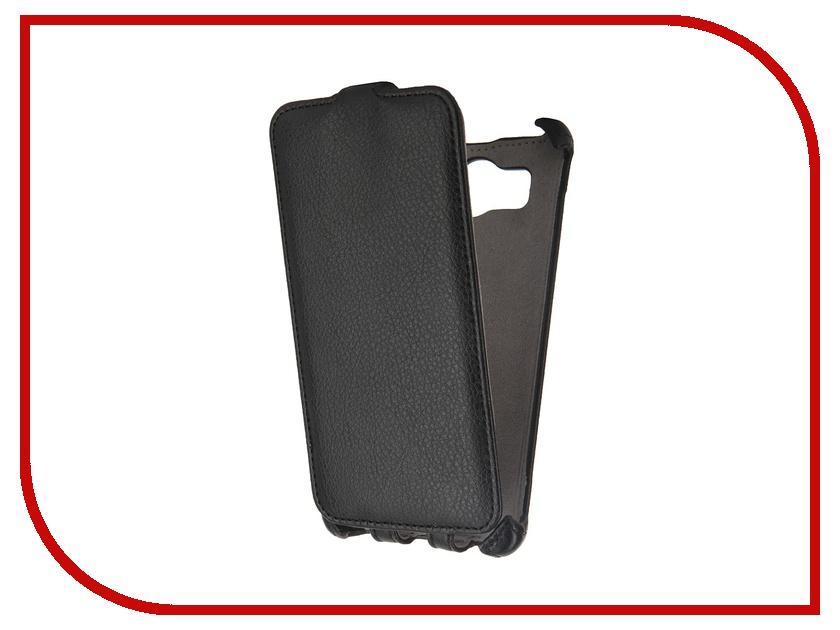��������� ����� Microsoft Lumia 950 Activ Flip Case Leather Black 57369