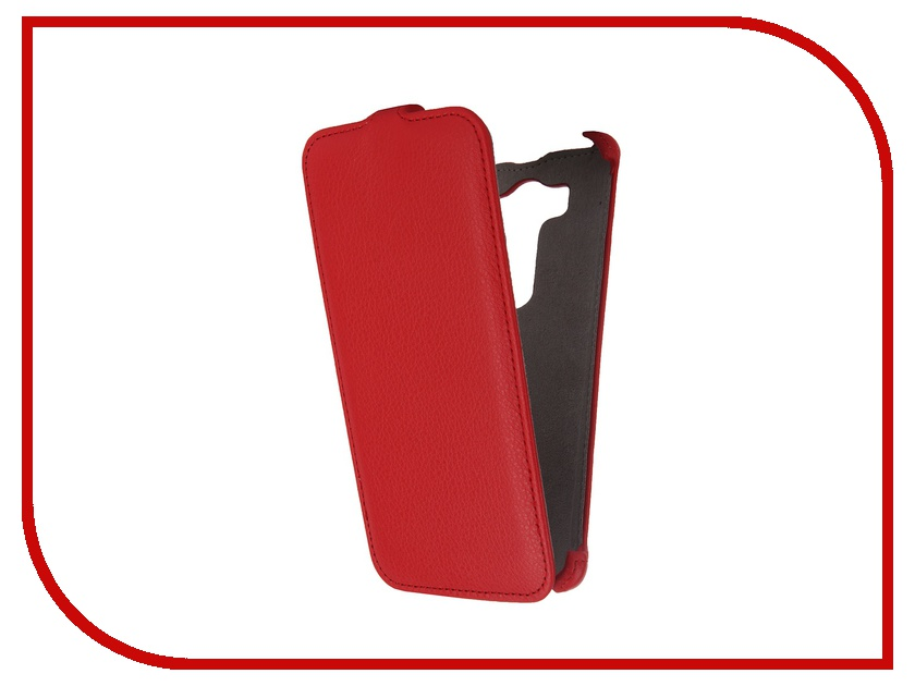 Аксессуар Чехол LG V10 H961 Activ Flip Case Leather Red 57480<br>