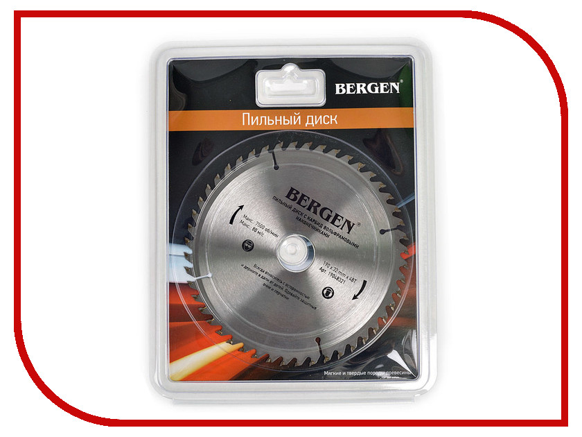 ���� BERGEN 190x48Tx32/30mm 19048321 �������, �� ������, ���, ��� � ���