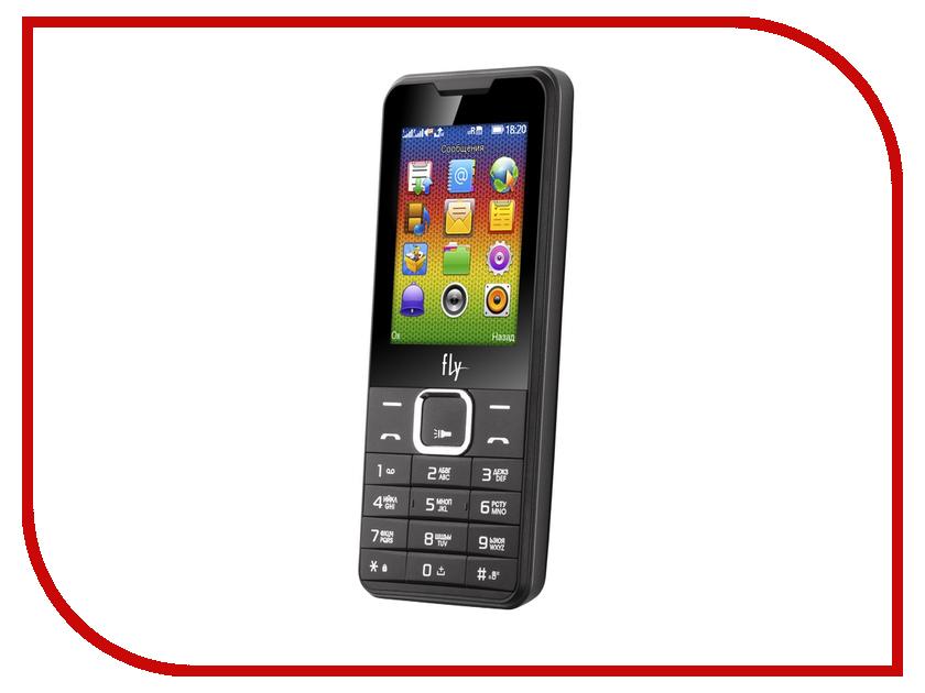 Сотовый телефон Fly FF243 Black