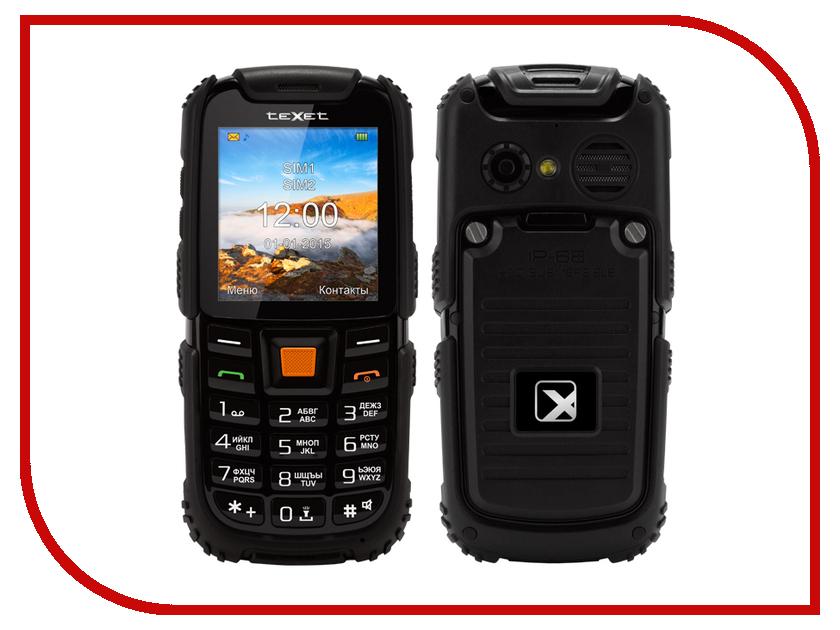 Сотовый телефон teXet TM-500R Black<br>