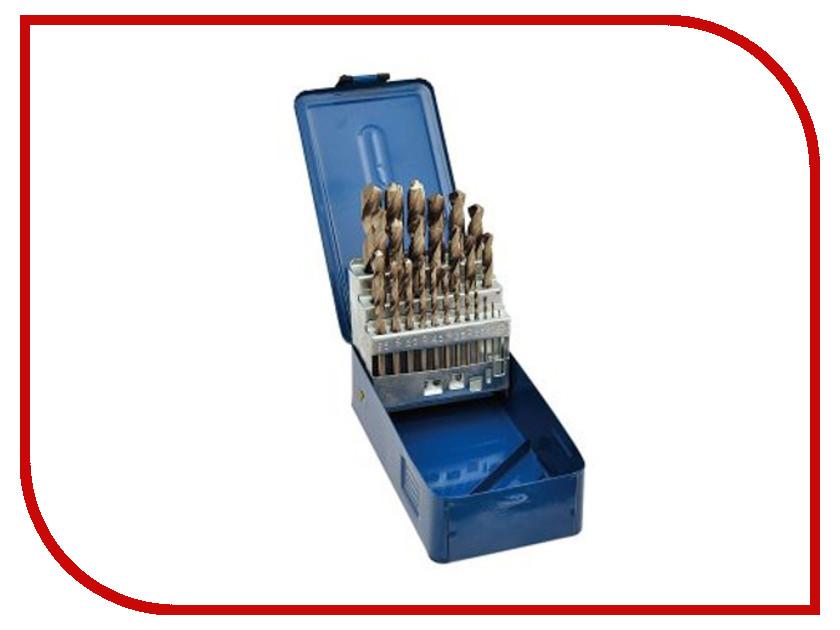 Набор сверл BERGEN HSS-G H2502BG по металлу 25шт