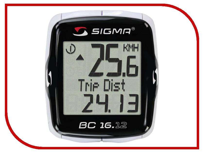 Велокомпьютер Sigma BC 16.12 NSI06120