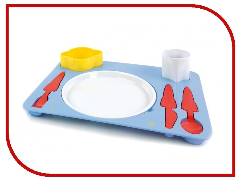Гаджет Doiy Space - поднос-сервиз для ребенка DYDINNESP<br>
