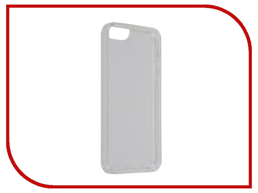 Аксессуар Чехол Celly Gelskin для APPLE iPhone 5/5S/SE Transparent GELSKIN185
