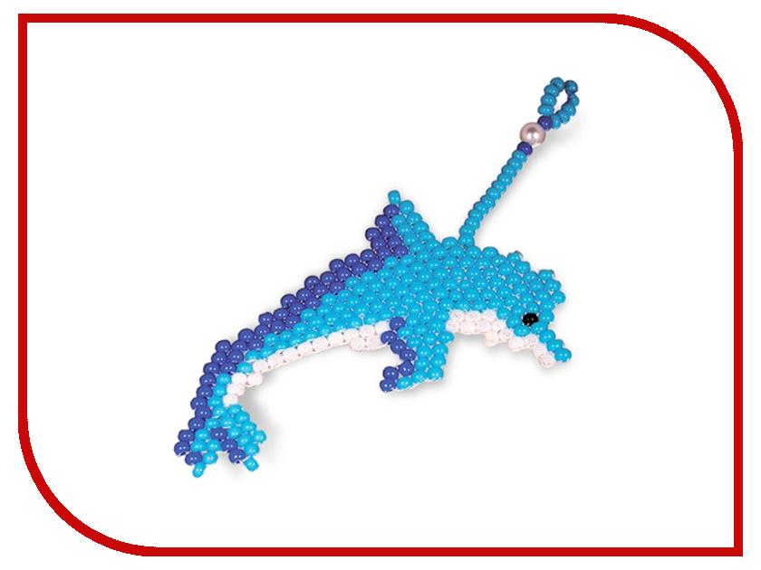 Набор для творчества Кроше Дельфин для бисероплетения А062<br>