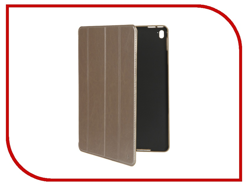Аксессуар Чехол Hoco Crystal для APPLE iPad Pro 9.7 Golden<br>