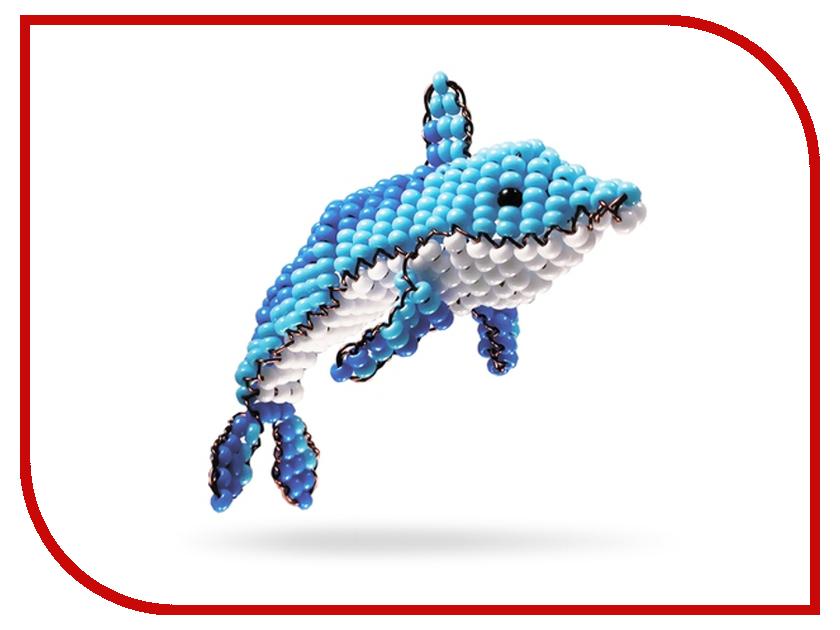 Набор для творчества Кроше Дельфин для бисероплетения А112