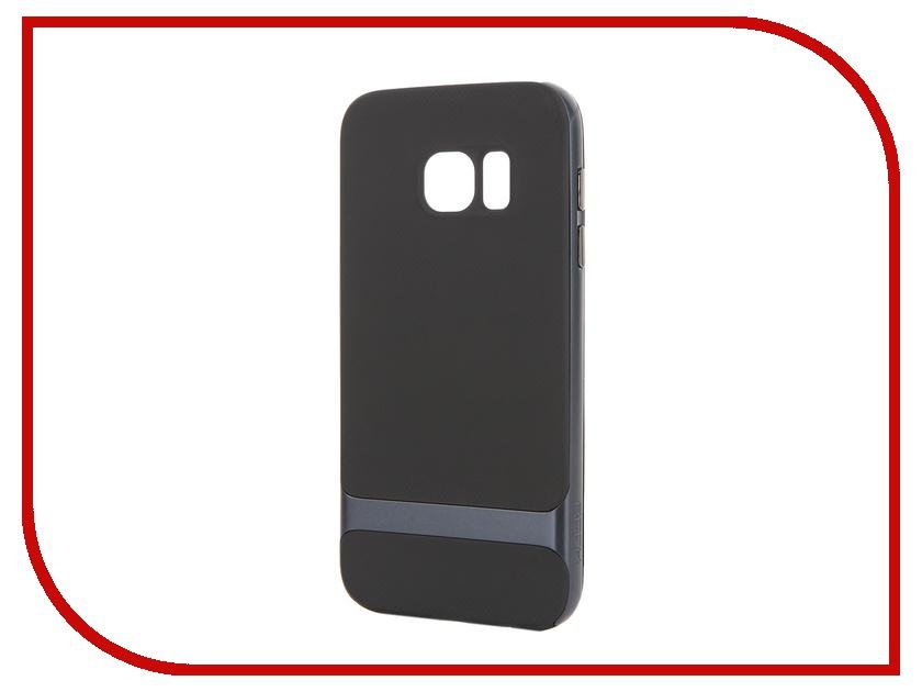 ��������� �����-�������� Samsung Galaxy S7 ROCK Royce Case Navi Blue