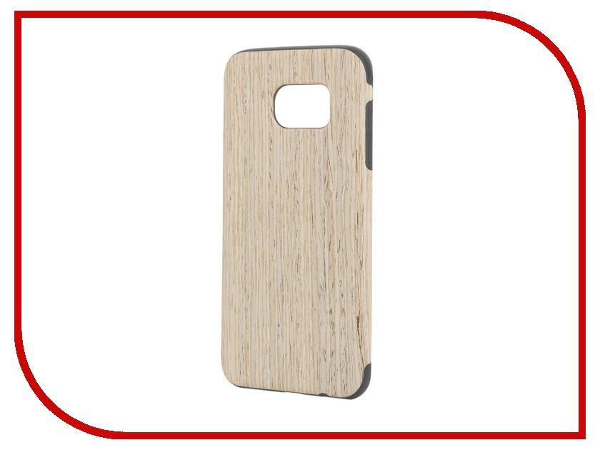 Аксессуар Чехол-накладка Samsung Galaxy S7 Edge ROCK Origin Series Nordic Walnut<br>