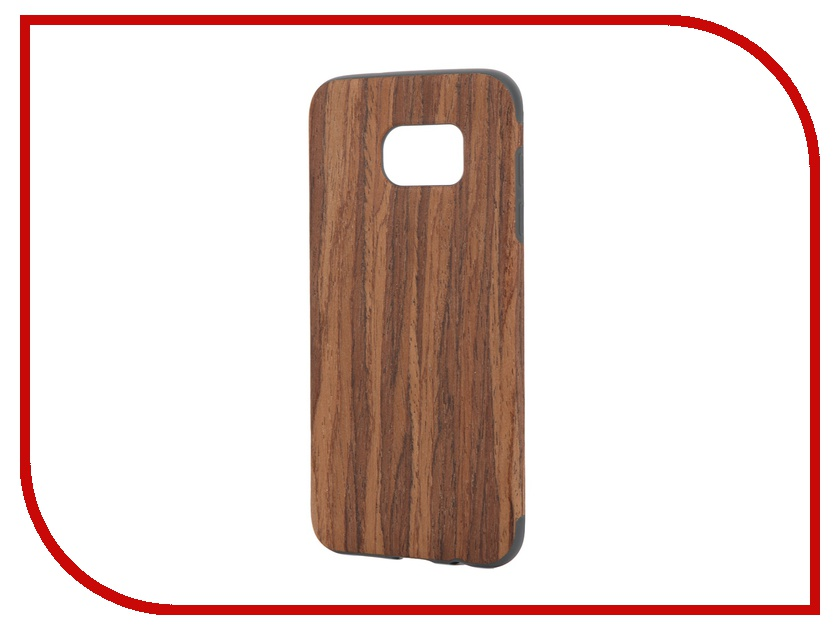 Аксессуар Чехол-накладка Samsung Galaxy S7 Edge ROCK Origin Series Rosewood<br>