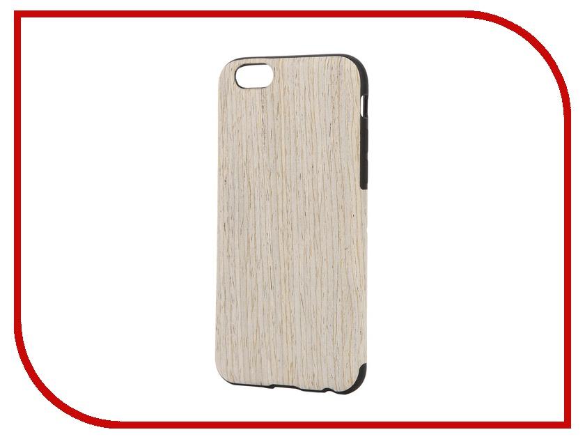 Аксессуар Чехол ROCK Origin Series для APPLE iPhone 6/6S 4.7 Nordic Walnut<br>