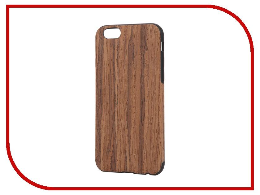 Аксессуар Чехол ROCK Origin Series для APPLE iPhone 6/6S 4.7 Rosewood<br>