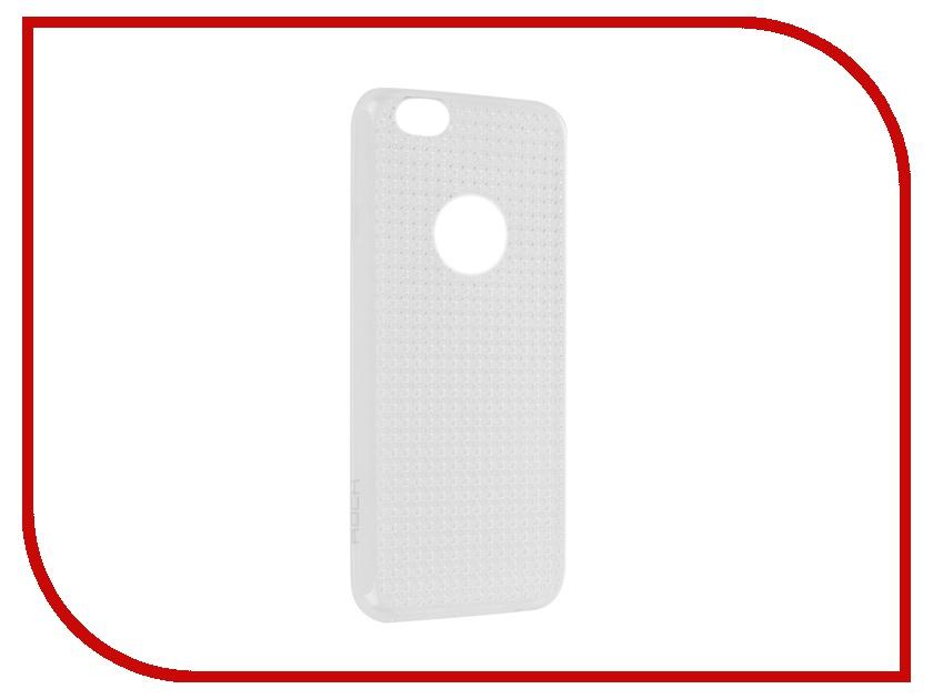 Аксессуар Чехол ROCK Fla Series для APPLE iPhone 6/6S 4.7 Transparent<br>